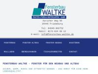 Fensterbau Waltke GmbH
