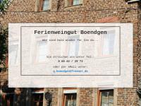 Weingut Gertrud Boendgen