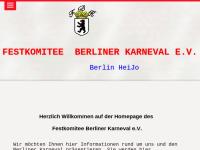Festkomitee Berliner Karneval e.V.