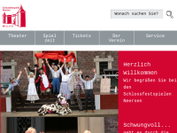 Festspiele Schloss Neersen