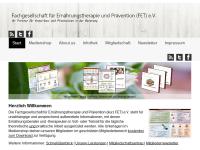 Fachgesellschaft für Ernährungstherapie und Prävention (FET) e. V.