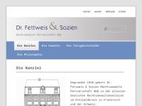 Dr. Fettweis & Sozien