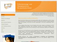 FeTZ - Früherkennungs- und Therapiezentrum für psychische Krisen