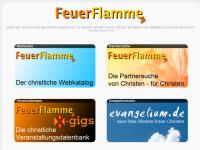 Christliche Musik - Musikchannel auf Feuerflamme