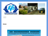 Feuerversicherungsverein Sophienhamm