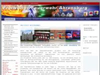 Freiwillige Feuerwehr Ahrensburg