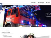 Freiwillige Feuerwehr Alsdorf