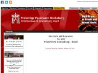 Freiwillige Feuerwehr Bückeburg-Stadt