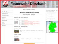 Freiwillige Feuerwehr Dörzbach