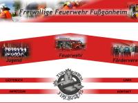 Freiwillige Feuerwehr Fußgönheim