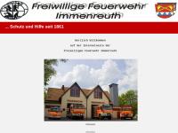 Feuerwehr Immenreuth