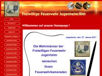 Freiwillige Feuerwehr Jugenheim/Rheinhessen