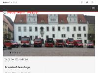 Freiwillige Feuerwehr Meißen (Sachsen)