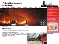 Freiwillige Feuerwehr Öhringen