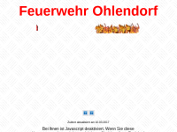 Freiwillige Feuerwehr Ohlendorf
