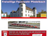 Freiwillige Feuerwehr Pfedelbach