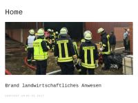 Freiwillige Feuerwehr Rahden