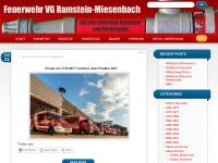 Feuerwehr der Verbandsgemeinde Ramstein-Miesenbach