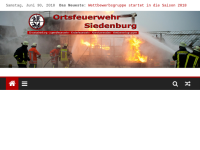 Freiwillige Feuerwehr Siedenburg