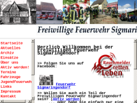 Freiwillige Feuerwehr Sigmaringendorf
