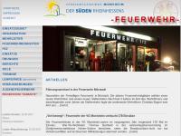 Freiwillige Feuerwehr VG Monsheim