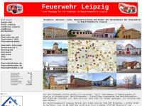 Feuerwehr im Regierungsbezirk Leipzig: Stadt Leipzig, Landkreis Leipzig, Delitzsch, Muldental und Döbeln