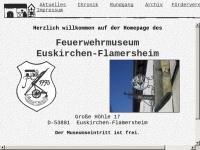 Euskirchen-Flamersheim, Feuerwehrmuseum