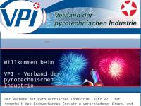 Verband der pyrotechnischen Industrie e.V. (VPI)