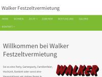Walker Festzeltvermietung