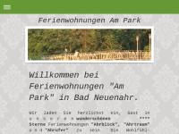 Ferienwohnung Am Park