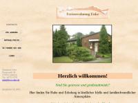 Ferienwohnung, Annemarie Enke