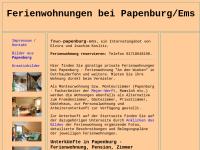 Ferienwohnungen Ostfriesland Papenburg