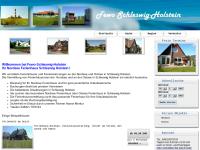FeWo Schleswig-Holstein