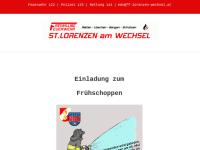 Freiwillige Feuerwehr St. Lorenzen am Wechsel