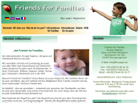 Friends for Families, Au-pair-Agentur