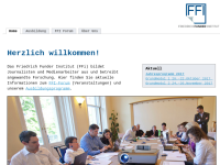 FFi - Friedrich-Funder-Institut