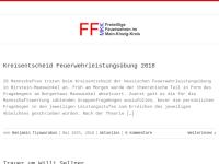 Kreisfeuerwehrverband Main-Kinzig-Kreis