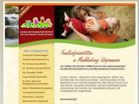 Arbeitskreis Gemeinnützige Familienferienstätten in Mecklenburg Vorpommern, AWO Sano gGmbH & Co