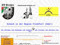 Schach in der Region Frankfurt (Oder)