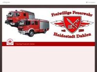 Freiwillige Feuerwehr Dahlen