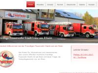 Freiwillige Feuerwehr der Verbandsgemeinde Linz/Rhein