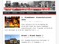 Freiwillige Feuerwehr Stammham / Inn