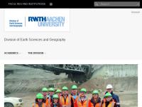 Fachgruppe für Geowissenschaften und Geographie der RWTH Aachen