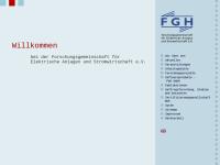 Forschungsgemeinschaft für Anlagen und Stromwirtschaft e.V.