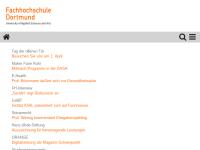 Fachhochschule Dortmund - Fachbereich Design