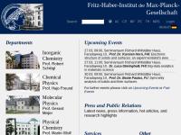 Fritz-Haber-Institut der Max-Planck-Gesellschaft (FHI)