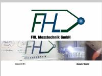 FHL Messtechnik und Managementsysteme