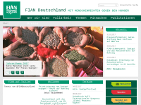 FIAN Deutschland e. V. - FoodFirst Informations & Aktions-Netzwerk