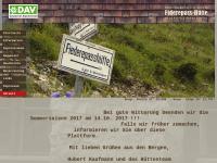 Fiderepass-Hütte