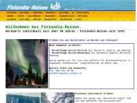 Finlandia-Reisen